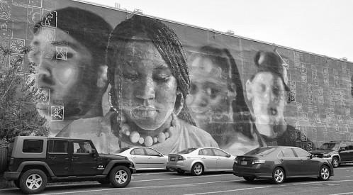 """""""Melting pot"""" social, la ville se regarde aussi en Noir et Blanc"""