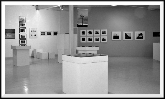 Salle d'exposition au dessus des Halles d'Audierne - Expo visible jusqu'au 15 janvier 2015