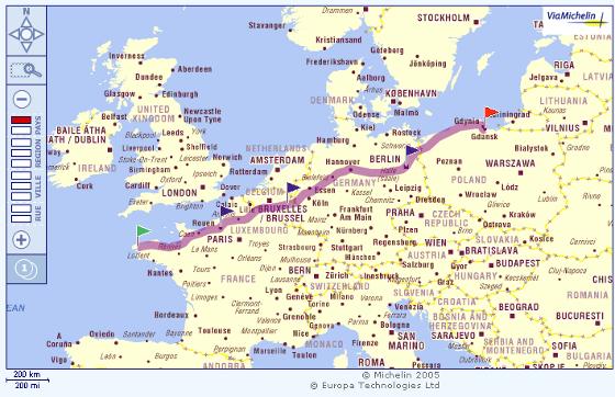 Carte-Pologne