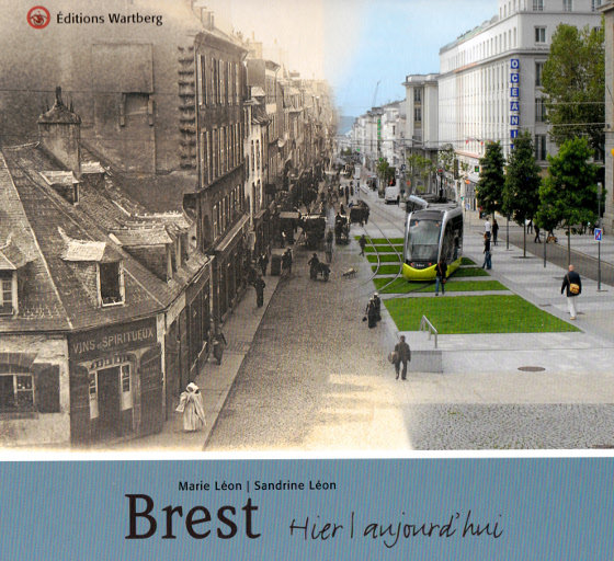 Brest-Hier-Aujourd'hui