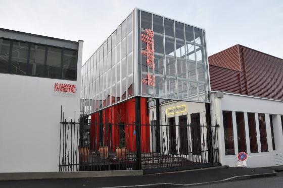 Maison du Théâtre de Brest