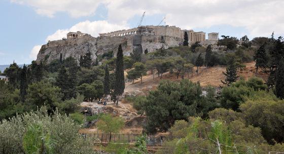 Colline Acropole