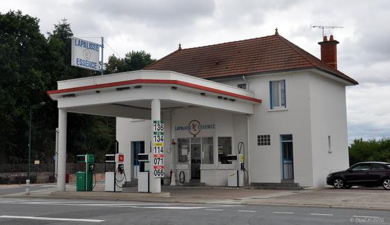 Station service Lapalisse