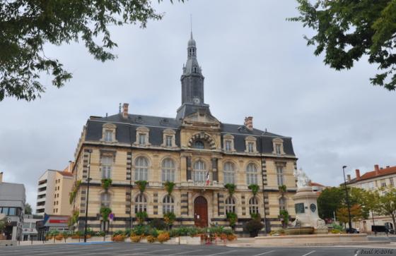 Hôtel de vile de Roanne